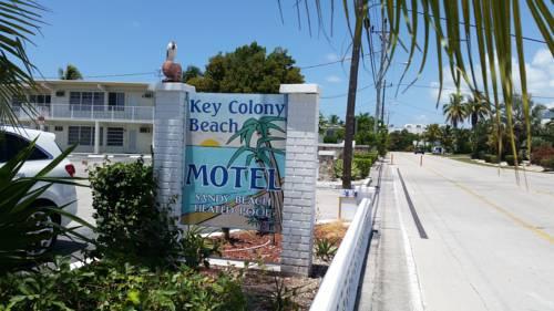 Key Colony Beach Motel Cover Picture