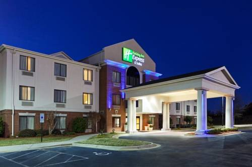 Holiday Inn Express & Suites Reidsville Cover Picture