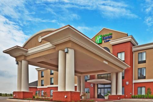 Holiday Inn Express & Suites Perry Cover Picture