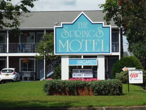 The Springs Motel Cover Picture