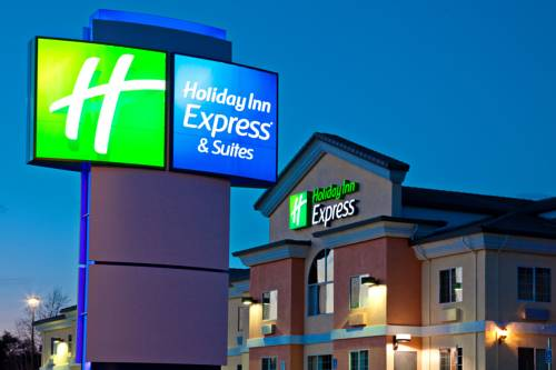 Holiday Inn Express & Suites Jackson Cover Picture