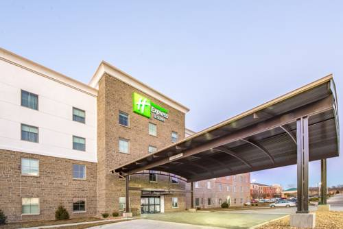Holiday Inn Express Shawnee Cover Picture