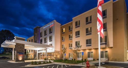 Fairfield Inn & Suites by Marriott Leavenworth Cover Picture