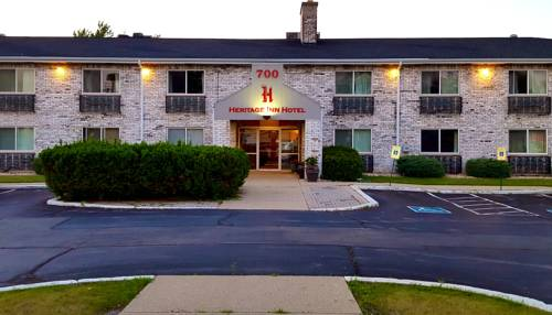 Heritage Inn Hotel Cover Picture