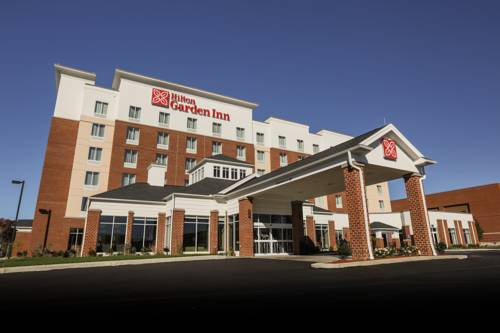 Hilton Garden Inn Indiana at IUP Cover Picture
