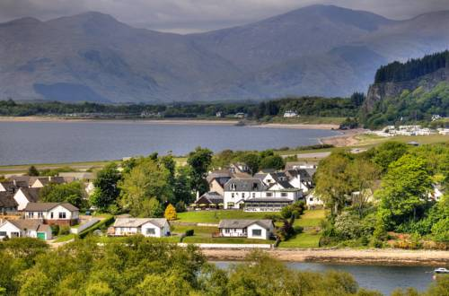 Lochnell Arms Hotel Cover Picture