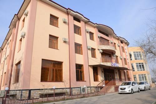 Sofiya Tashkent Hotel Cover Picture