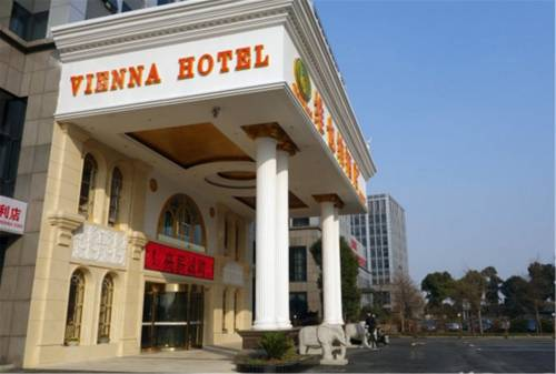 Vienna Hotel Shanghai Happy Valley Cover Picture