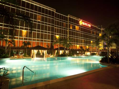 Maxims Hotel Cover Picture
