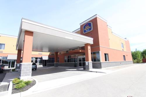 Best Western Plus Fergus Hotel Cover Picture