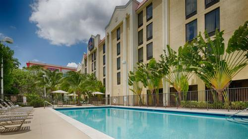 Best Western Plus Kendall Hotel & Suites Cover Picture