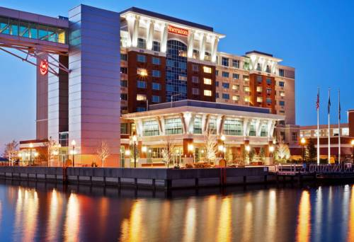 Sheraton Hotel Erie Bayfront Cover Picture