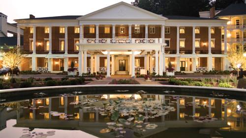 Omni Bedford Springs Resort Cover Picture