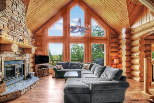 Blue Moose - Chalet Spa Nature Cover Picture
