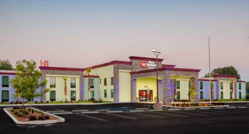 Best Western Plus Hardeeville Inn & Suites Cover Picture