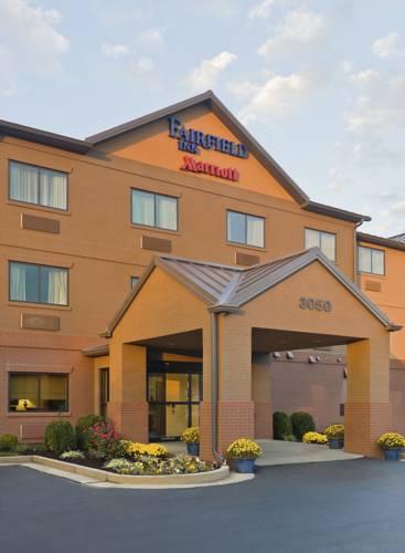 Fairfield Inn & Suites Lexington Keeneland Airport Cover Picture
