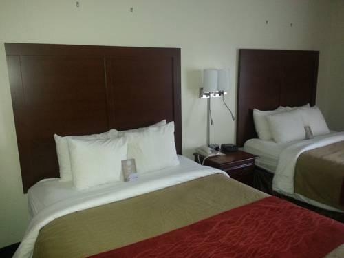 Comfort Inn & Suites Mount Pocono Cover Picture