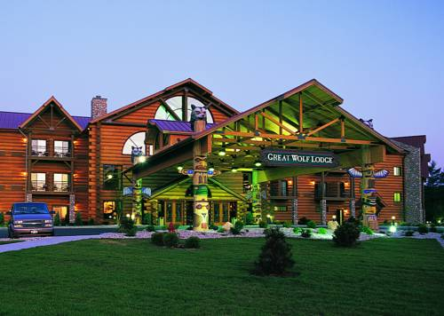 Great Wolf Lodge Wisconsin Dells Cover Picture