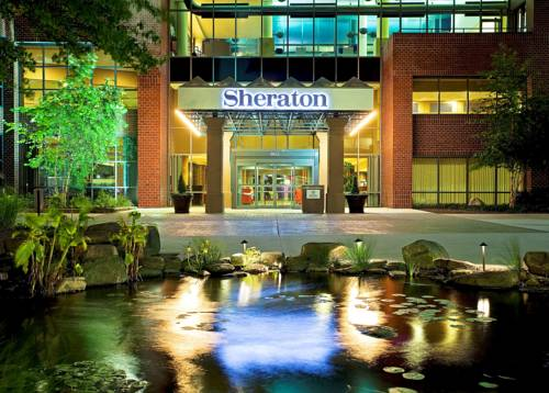 Sheraton Baltimore North Cover Picture