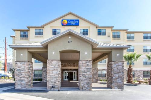 Comfort Inn Saint George North Cover Picture