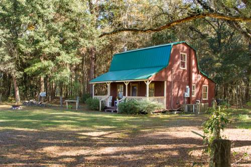 Ichetucknee Lodging at the Smoakhouse Ranch Bed & Breakfast Cover Picture