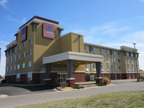 Comfort Suites Airport Wichita Cover Picture