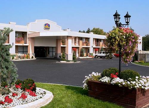 Best Western Inn On The Hill Cover Picture