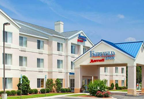 Fairfield Inn by Marriott Fayetteville I-95 Cover Picture