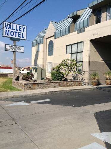 Valley Motel Cover Picture