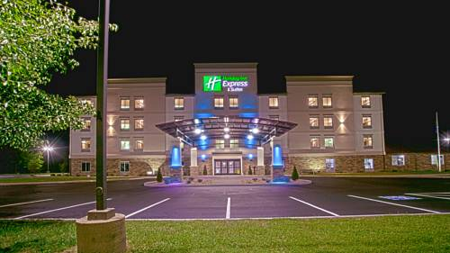 Holiday Inn Express & Suites Evansville North Cover Picture