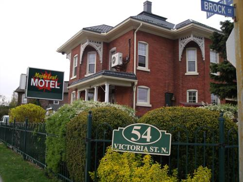 Maple Leaf Motel Cover Picture
