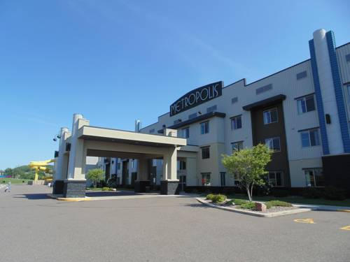 Metropolis Resort - Eau Claire Cover Picture