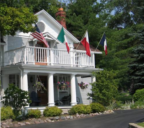 The French Country Inn Lake Geneva Cover Picture