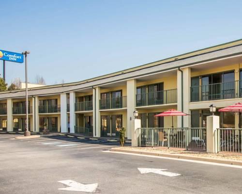 Comfort Inn Jonesville Cover Picture