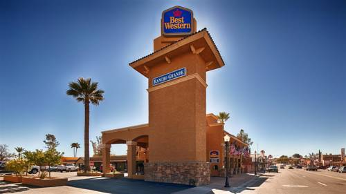 Best Western Rancho Grande Cover Picture