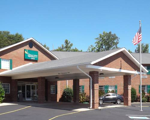 Quality Inn Burkeville Cover Picture
