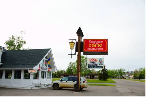 The Voyageur Inn Cover Picture