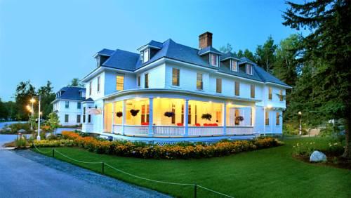 Omni Bretton Arms Inn at Mount Washington Resort Cover Picture
