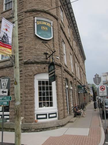 Baldachin Inn Cover Picture
