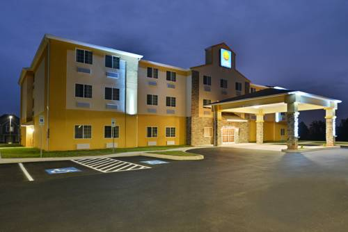 Comfort Inn and Suites Manheim Cover Picture