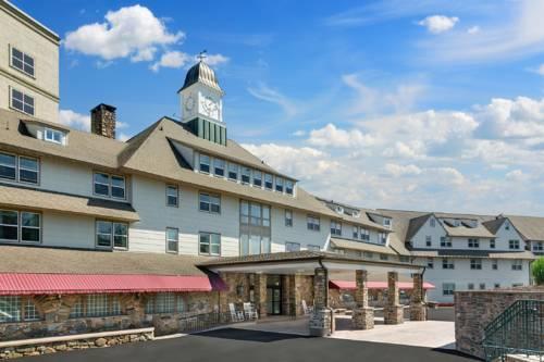 Pocono Manor Resort and Spa Cover Picture