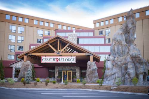 Great Wolf Lodge New England Cover Picture