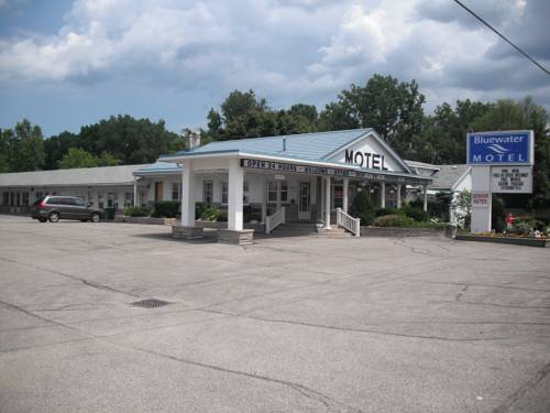 Bluewater Motel Cover Picture