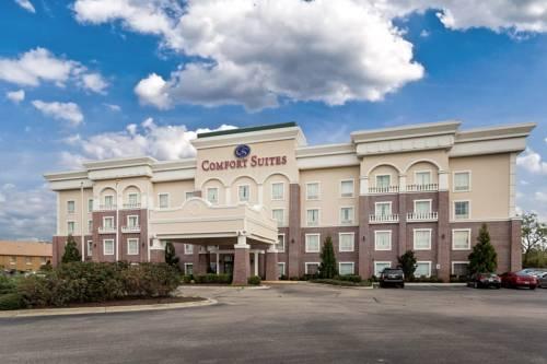 Comfort Suites West Memphis Cover Picture