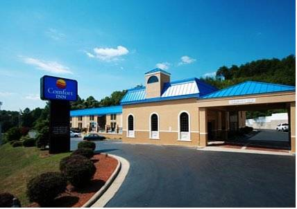 Comfort Inn Martinsville Cover Picture
