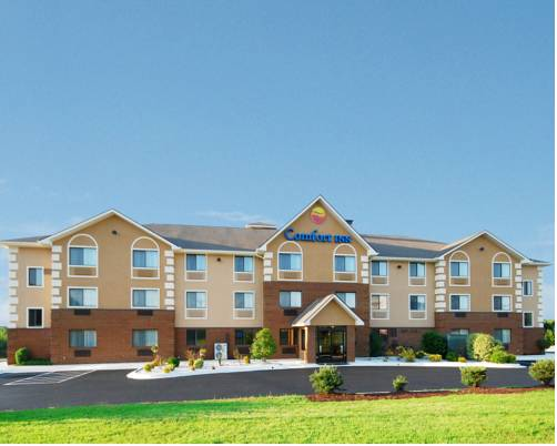 Comfort Inn & Suites South Hill Cover Picture