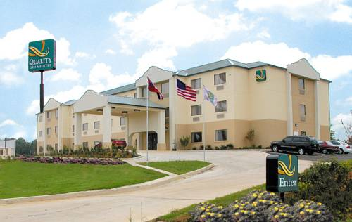 Quality Inn and Suites Jackson Int'l Airport Cover Picture