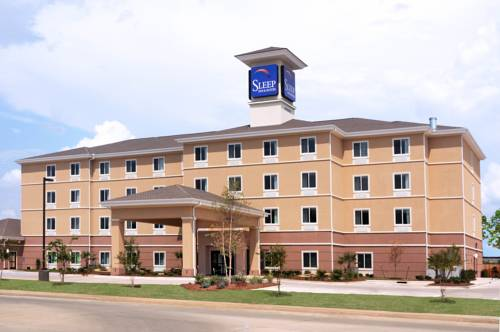 Sleep Inn and Suites near Mall & Medical Center Cover Picture