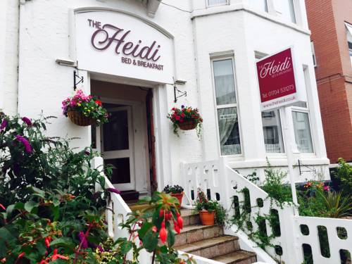 The Heidi Bed & Breakfast Cover Picture