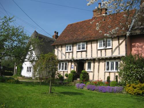 the tudor cottage Cover Picture
